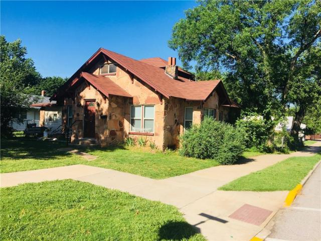 101 S Capitol, Guthrie, OK 73044 (MLS #843011) :: Homestead & Co