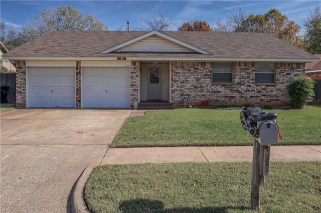 1112 S Patterson Drive, Moore, OK 73160 (MLS #843045) :: UB Home Team