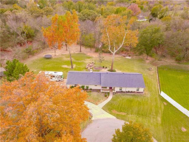 2408 Tall Oaks Trail, Edmond, OK 73025 (MLS #843049) :: Homestead & Co