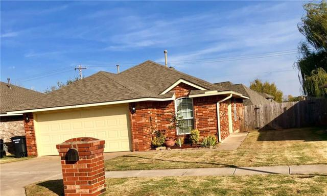 4112 Applegate, Moore, OK 73160 (MLS #843070) :: UB Home Team