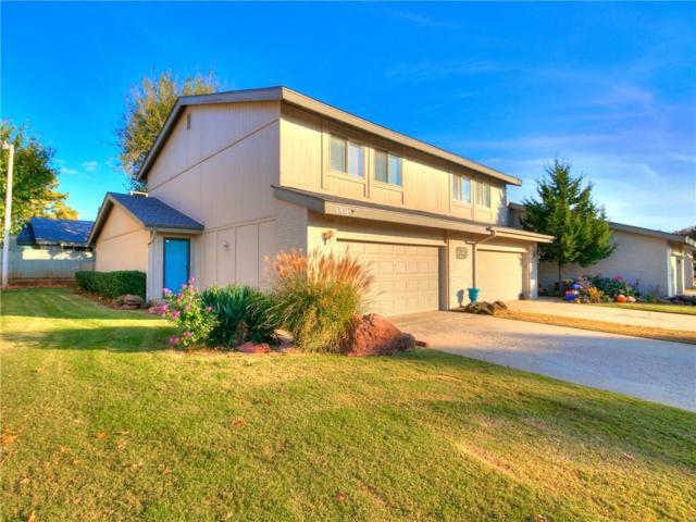 9904 Hefner Village Boulevard, Oklahoma City, OK 73162 (MLS #843071) :: Homestead & Co