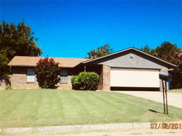 709 Briarwood Drive, Midwest City, OK 73130 (MLS #843072) :: UB Home Team