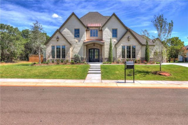 5100 Corner Brook Lane, Edmond, OK 73034 (MLS #843119) :: Meraki Real Estate