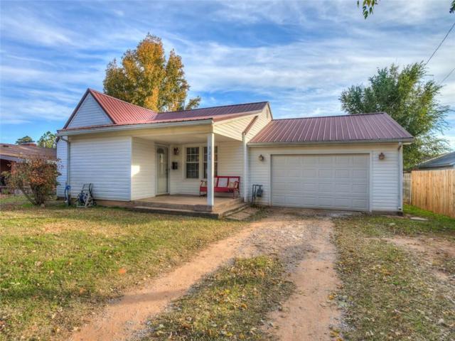 326 W Jackson Street, Purcell, OK 73080 (MLS #843146) :: Meraki Real Estate
