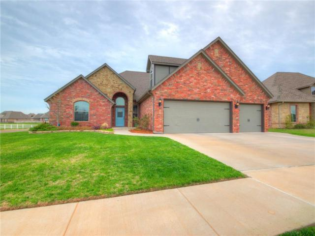 11208 Fiddlesticks Lane, Yukon, OK 73099 (MLS #843166) :: Meraki Real Estate