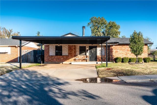 2612 Yorkshire Avenue, Moore, OK 73160 (MLS #843189) :: Meraki Real Estate