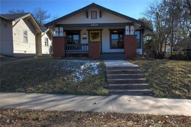 1614 NW 10th, Oklahoma City, OK 73106 (MLS #843195) :: KING Real Estate Group