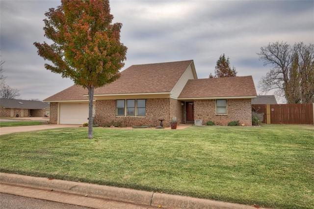 220 Cypress, Elk City, OK 73644 (MLS #843196) :: Erhardt Group at Keller Williams Mulinix OKC