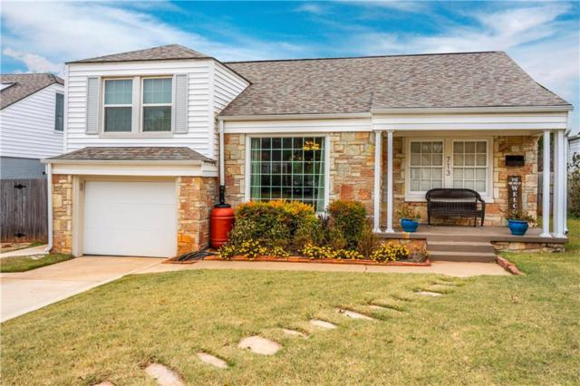 713 NW 46th Street, Oklahoma City, OK 73118 (MLS #843218) :: Homestead & Co