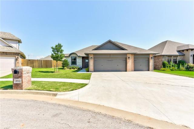 8921 NW 110 Street, Oklahoma City, OK 73162 (MLS #843227) :: UB Home Team