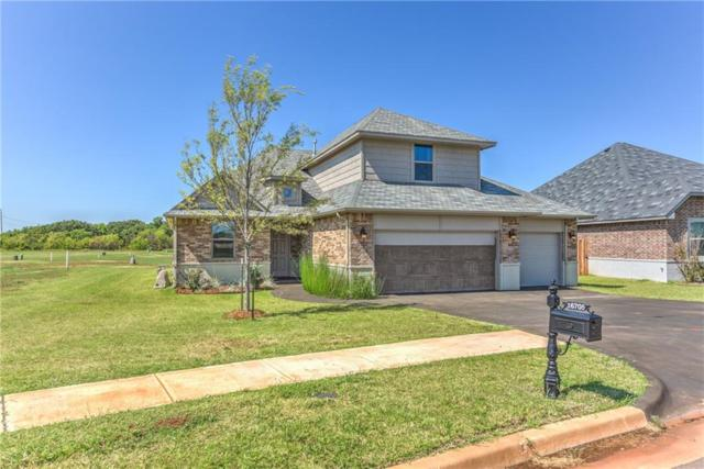 16705 Doyle Drive, Edmond, OK 73012 (MLS #843231) :: Meraki Real Estate