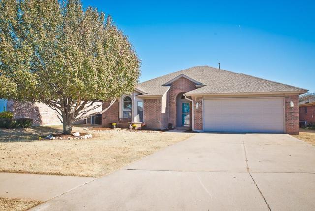 2304 Westchester Drive, Moore, OK 73160 (MLS #843251) :: Meraki Real Estate