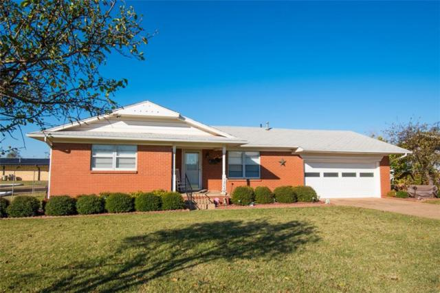 1201 N Chalmers, Altus, OK 73521 (MLS #843255) :: UB Home Team