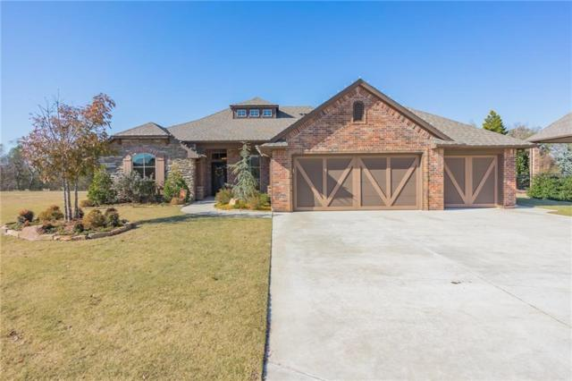 14001 S Independence Avenue, Oklahoma City, OK 73170 (MLS #843286) :: UB Home Team