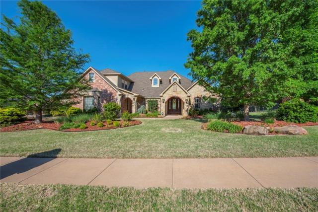 2908 Lamond Hill Avenue, Edmond, OK 73034 (MLS #843329) :: Homestead & Co