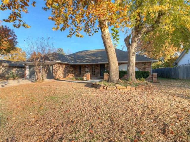 9800 Hummingbird Lane, Oklahoma City, OK 73162 (MLS #843351) :: Meraki Real Estate