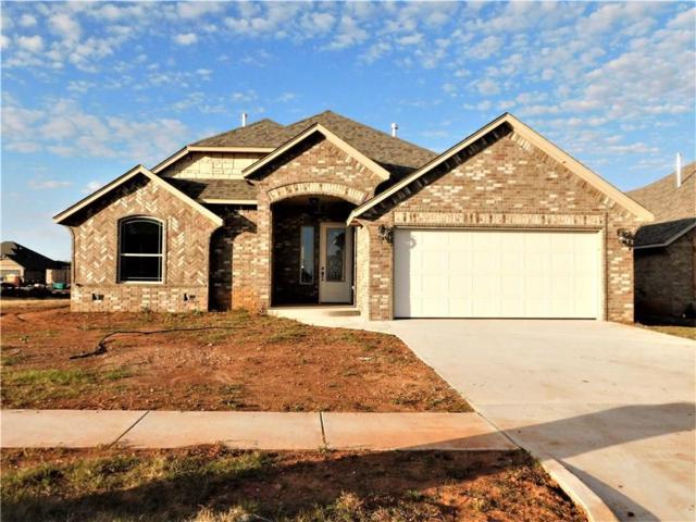 1029 NE 33rd Terrace, Moore, OK 73160 (MLS #843358) :: Meraki Real Estate