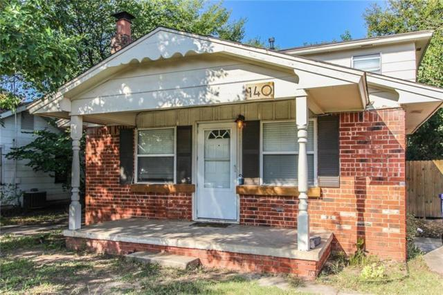 140 S Reed Street, Norman, OK 73071 (MLS #843411) :: UB Home Team