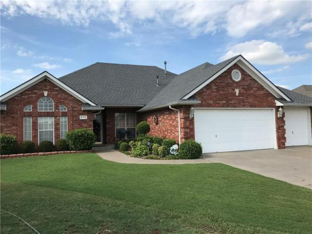 2033 Sarah Lane, Moore, OK 73160 (MLS #843413) :: Meraki Real Estate