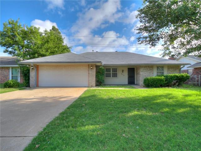 313 Elwood Drive, Edmond, OK 73013 (MLS #843437) :: Meraki Real Estate