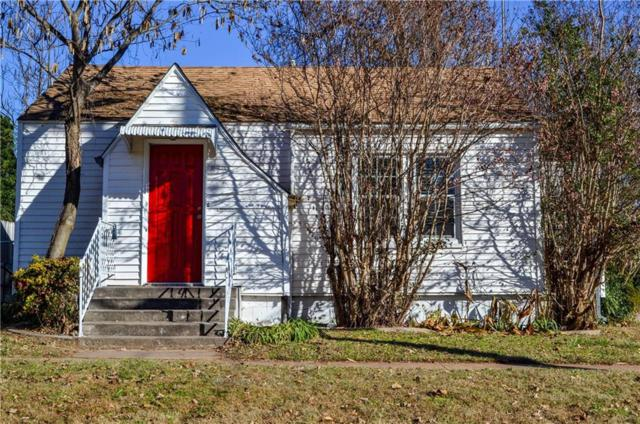812 S Blaine, Chandler, OK 74834 (MLS #843457) :: Meraki Real Estate
