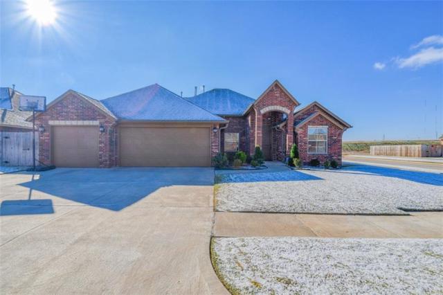 8812 SW 48th Street, Oklahoma City, OK 73179 (MLS #843475) :: Homestead & Co