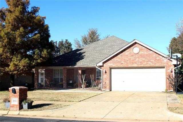 2013 Del Simmons Drive, Edmond, OK 73003 (MLS #843477) :: Meraki Real Estate