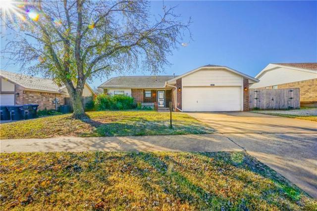 1800 SE 7th Street, Moore, OK 73160 (MLS #843486) :: Meraki Real Estate