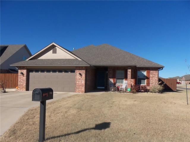 1950 Cedar, Shawnee, OK 74804 (MLS #843493) :: Homestead & Co