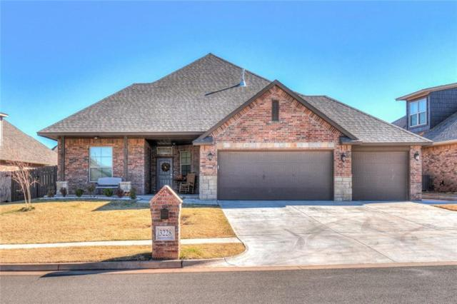 3228 188th Terrace, Edmond, OK 73012 (MLS #843504) :: Meraki Real Estate