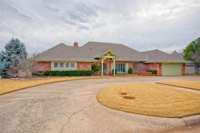 13025 Green Valley Drive, Oklahoma City, OK 73120 (MLS #843509) :: KING Real Estate Group