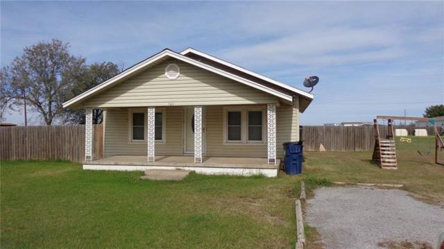 304 W 5th Street, Duke, OK 73532 (MLS #843535) :: Homestead & Co