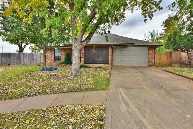 1508 Magnolia, Edmond, OK 73013 (MLS #843540) :: Meraki Real Estate