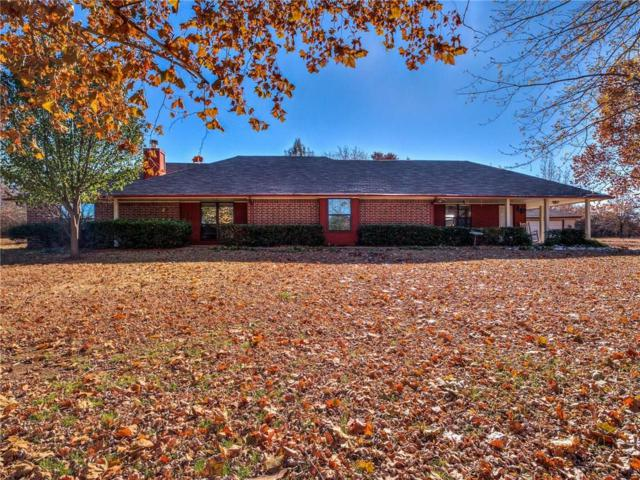16400 44th Street, Choctaw, OK 73020 (MLS #843544) :: Homestead & Co
