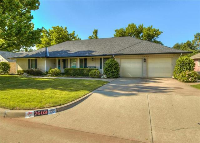 2608 NW 69th Street, Oklahoma City, OK 73116 (MLS #843570) :: Meraki Real Estate