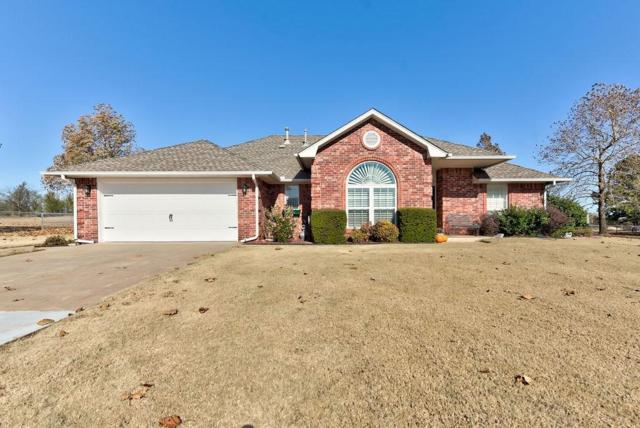 5803 Rolling Ridge Drive, Tuttle, OK 73089 (MLS #843572) :: Homestead & Co