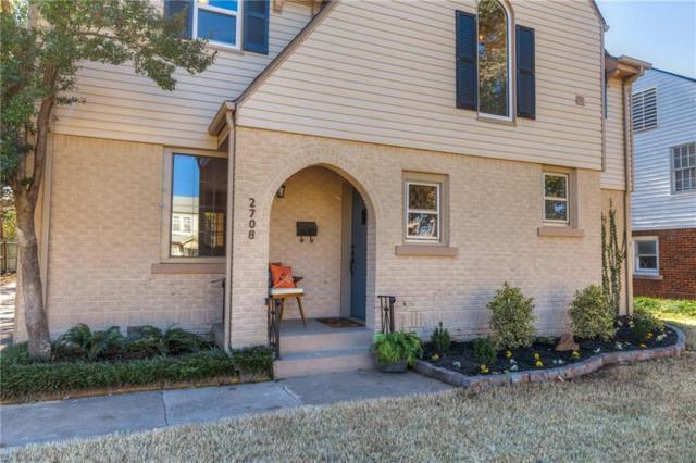 2708 NW 25th Street, Oklahoma City, OK 73107 (MLS #843584) :: Homestead & Co