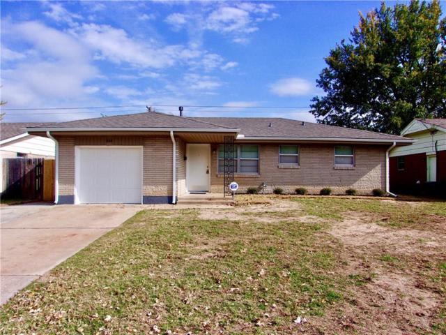 924 N Bradley Avenue, Oklahoma City, OK 73127 (MLS #843589) :: Meraki Real Estate
