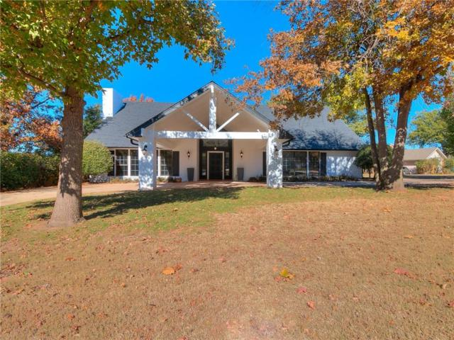 3433 Red Rock Road, Oklahoma City, OK 73120 (MLS #843600) :: Homestead & Co
