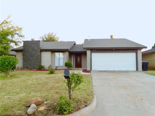 8220 85th Street, Oklahoma City, OK 73132 (MLS #843601) :: Meraki Real Estate