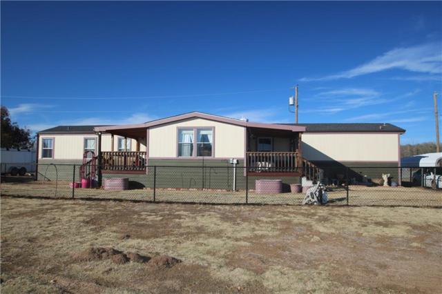 303 N Sycamore Corner, Erick, OK 73645 (MLS #843603) :: Homestead & Co