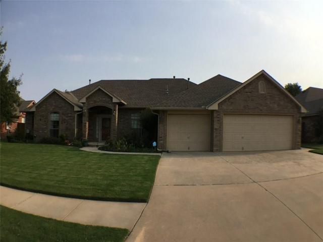 1612 NW 183rd Street, Edmond, OK 73012 (MLS #843615) :: Homestead & Co