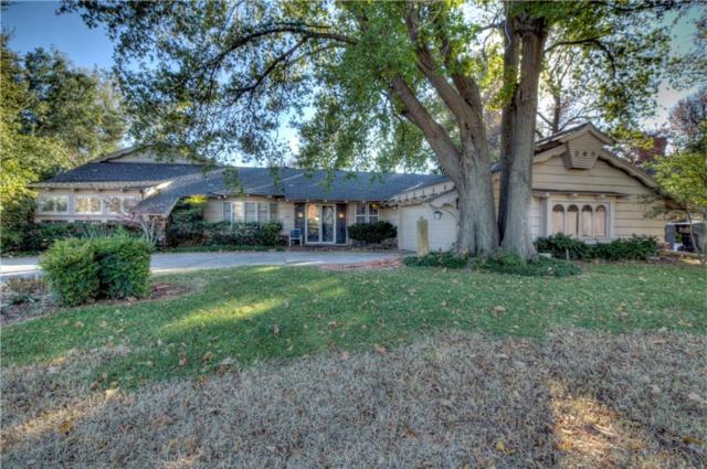 2104 56th Terrace, Oklahoma City, OK 73112 (MLS #843618) :: Homestead & Co