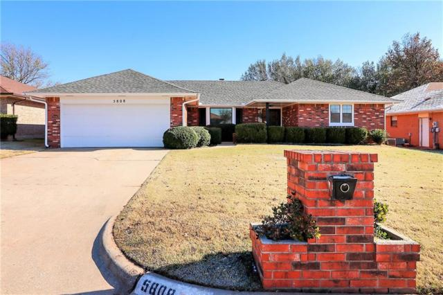 5808 S Ventura Drive, Oklahoma City, OK 73135 (MLS #843631) :: Homestead & Co