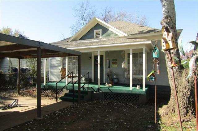 1008 S 18th, Chickasha, OK 73018 (MLS #843679) :: Homestead & Co