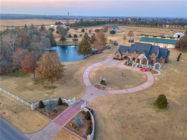 2700 W Grand Avenue, Chickasha, OK 73018 (MLS #843681) :: Wyatt Poindexter Group
