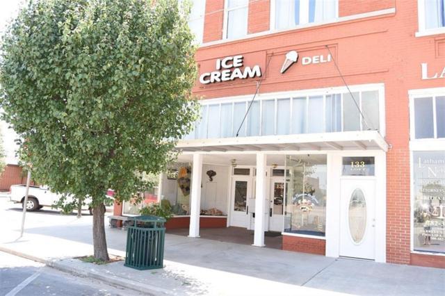 133 S Oklahoma, Mangum, OK 73554 (MLS #843739) :: Erhardt Group at Keller Williams Mulinix OKC