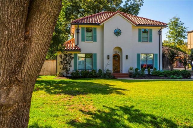 1104 Tedford, Nichols Hills, OK 73116 (MLS #843810) :: Homestead & Co