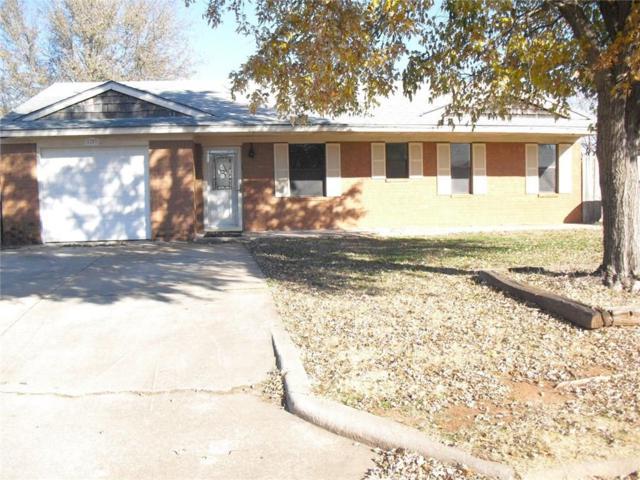 1203 Whispering Glen Street, Tecumseh, OK 74873 (MLS #843867) :: KING Real Estate Group