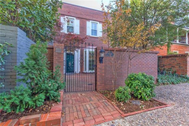 6432 Brandywine Lane #14, Oklahoma City, OK 73116 (MLS #843895) :: KING Real Estate Group
